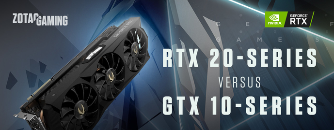 RTX 20-Series Vs. GTX 10-Series