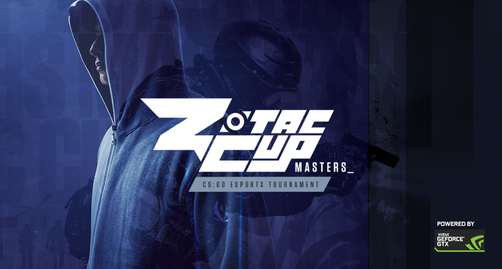 TOP CS:GO TEAMS FACE OFF IN THE ZOTAC CUP MASTERS EUROPE FINALS FOR A SEAT AT THE GRAND FINALS
