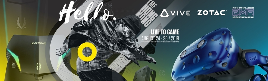 Dive Into VR Esports And New Experiences at EMFHK 2018
