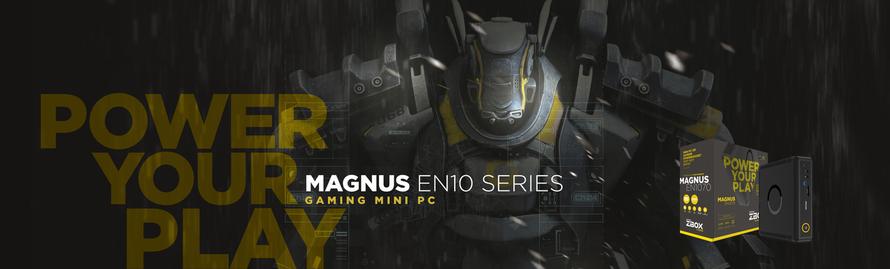 The MAGNUS 10 Series Gaming Mini PC