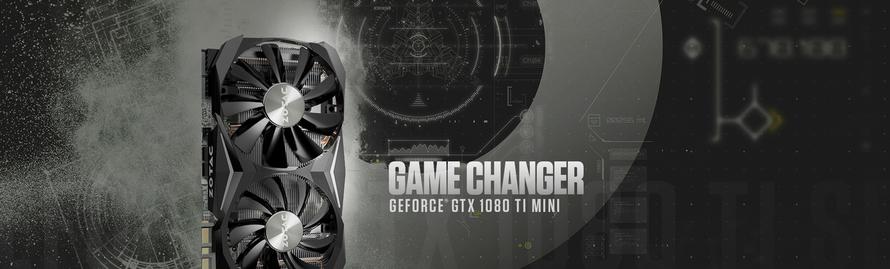 The World's Smallest 1080 Ti - Introducing the ZOTAC GeForce® GTX 1080 Ti Mini