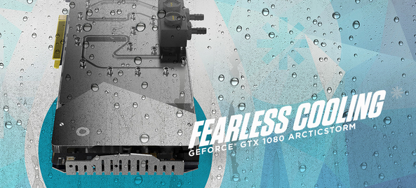 When you combine game changing graphics with fearless cooling.