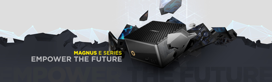 ZOTAC INTRODUCES A NEW MAGNUS MINI PC DESIGNED FOR ENTHUSIASTS AND CREATORS