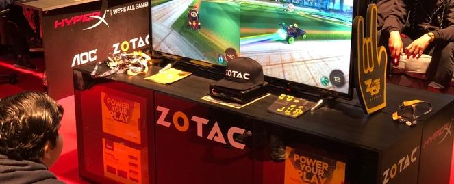 ZOTAC in Action - December 2017