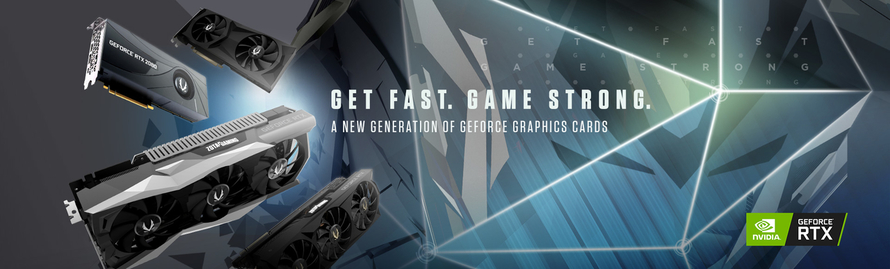 Next Generation of Gaming Arrives with ZOTAC GAMING GeForce® RTX 20-Series Graphics Cards