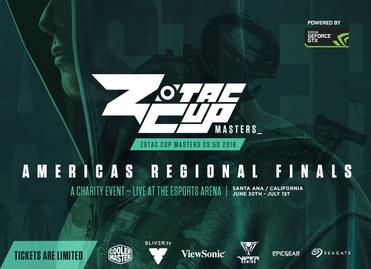 INTRODUCING THE CS:GO TEAM LINEUP ENTERING THE ZCM AMERICAS REGIONAL FINALS