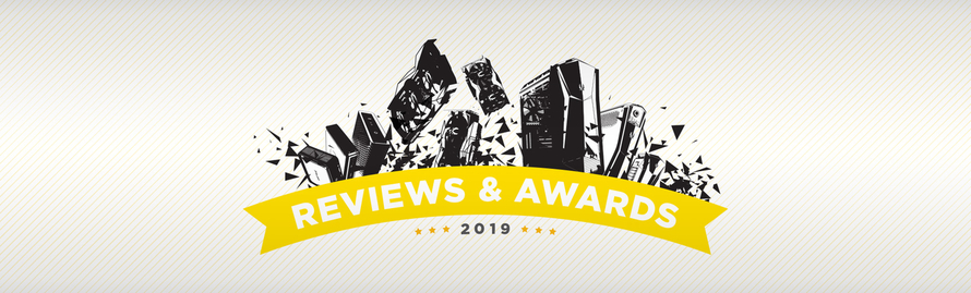 Reviews and Awards in 2019