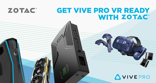3 WAYS TO GET THE MOST OUT OF YOUR VIVE PRO