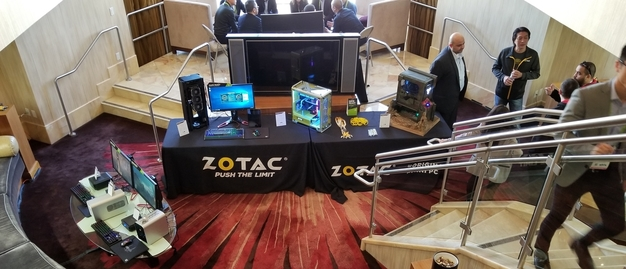 ZOTAC in Action - January 2018