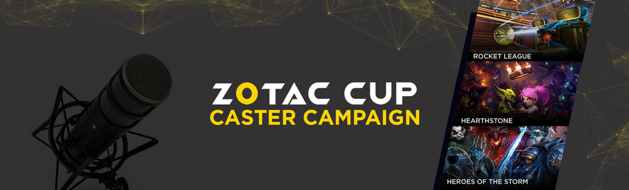 Calling all casters!