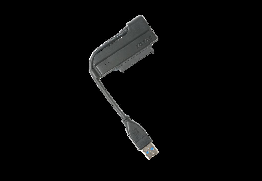 ZOTAC ASM1153E USB 3.0 to SATA III Adapter