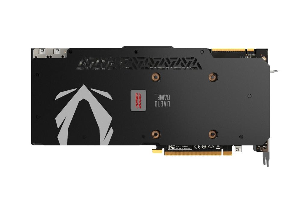 ZOTAC GAMING GeForce RTX 2080 AMP MAXX