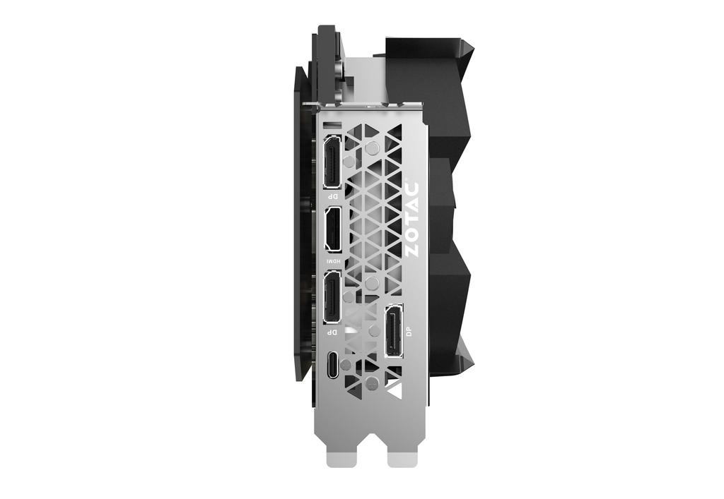 ZOTAC GAMING GeForce RTX 2080 Ti AMP Extreme Core