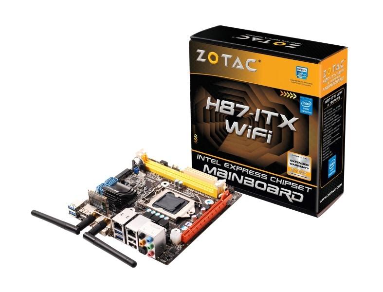 ZOTAC H87-ITX WiFi A Series