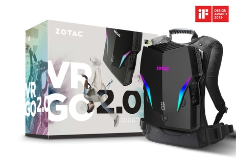 VR GO 2.0 with Windows 10