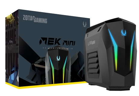 MEK MINI with Intel Core i5 and GeForce RTX 2060 SUPER